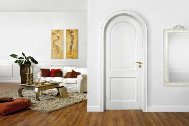 Architectural internal doors