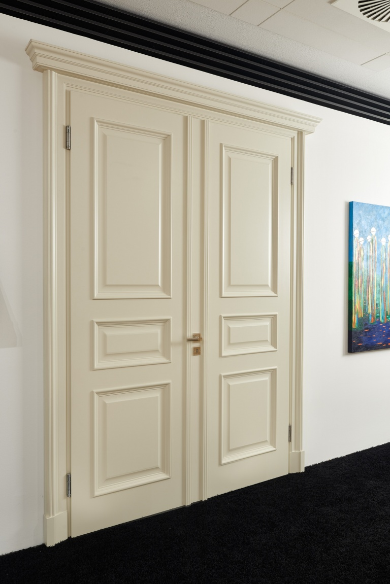 Classic style internal doors