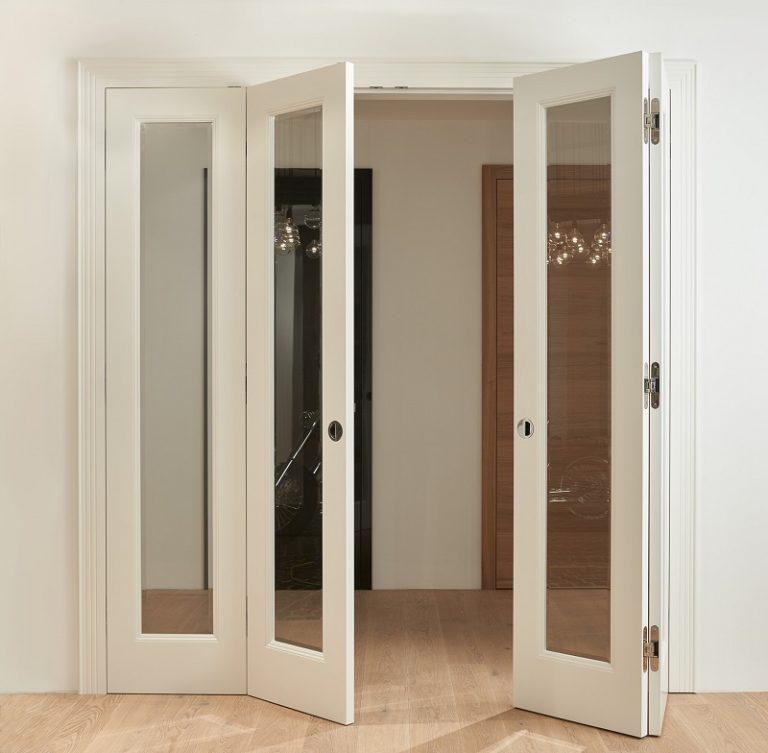 Glazed Bifold Doors