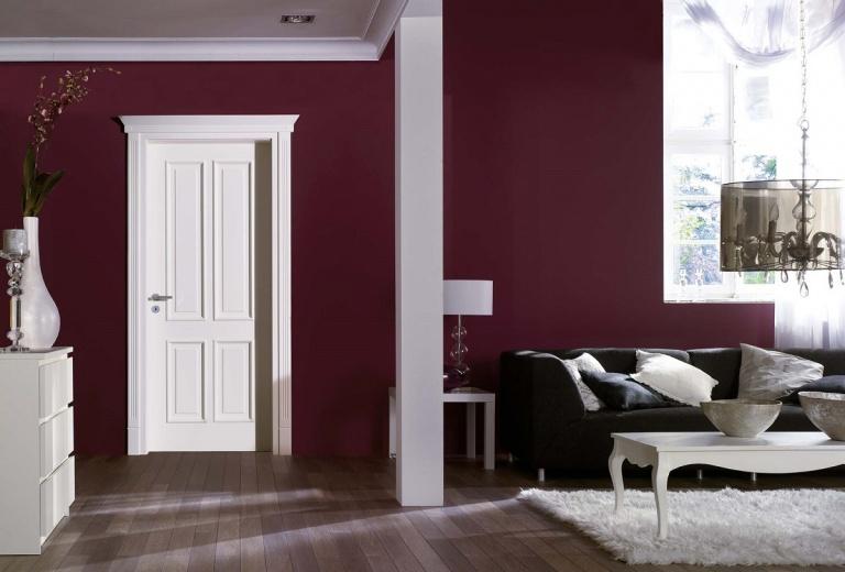 Internal luxury doors