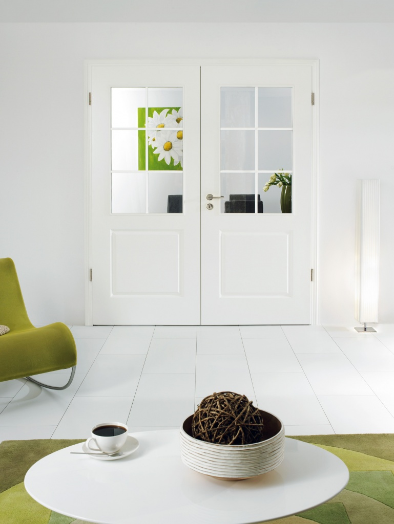 Luxury Double glazed doors