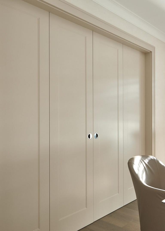 Luxury folding doors Classic
