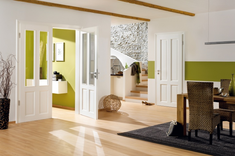 Made to measure interior doors
