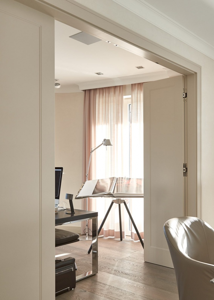 Modern bifold doors