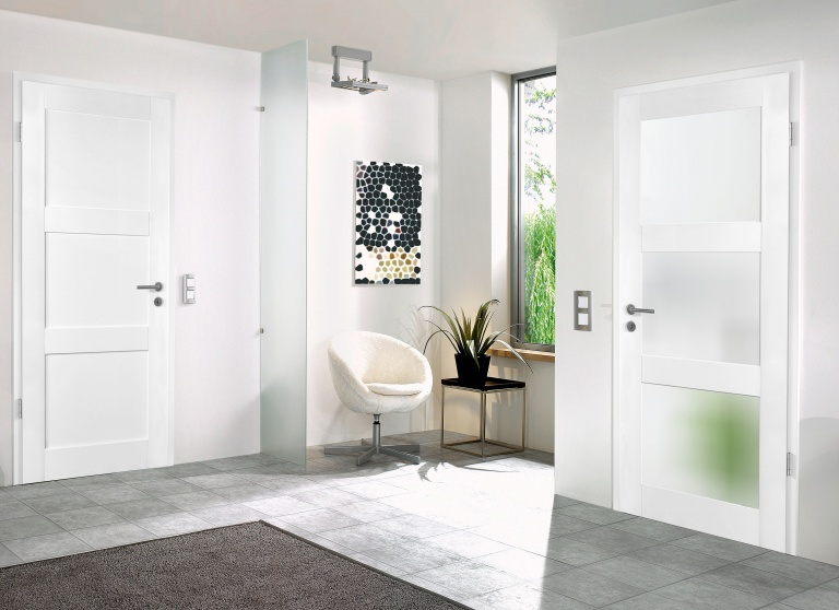 Modern internal doors Adera
