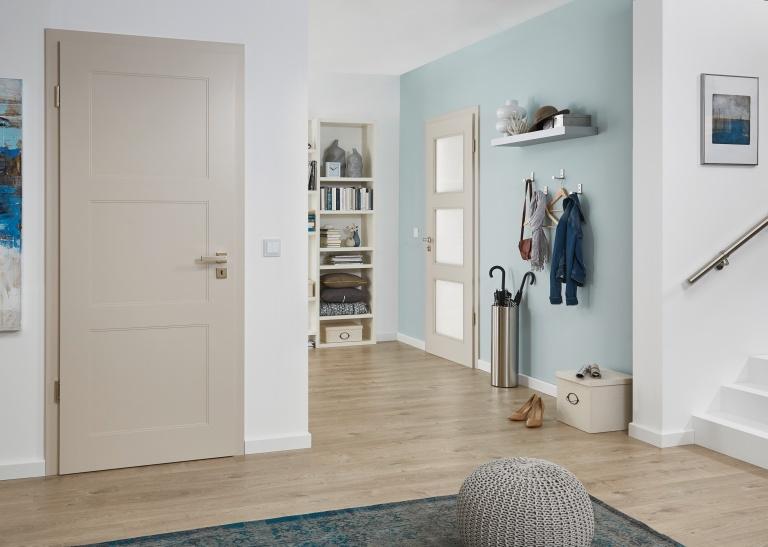 Ultra modern internal doors