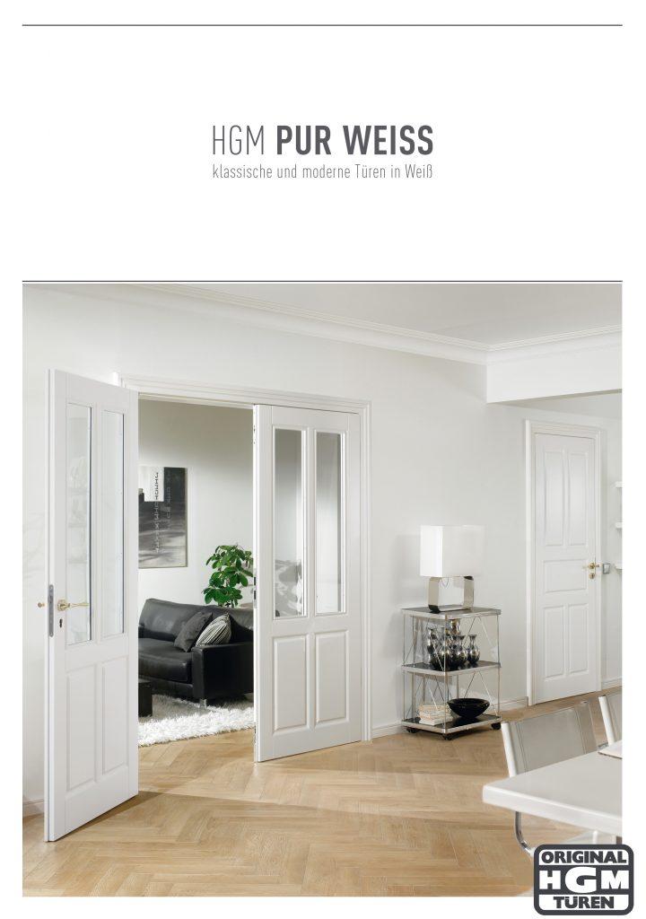 White luxury internal doors catalogue